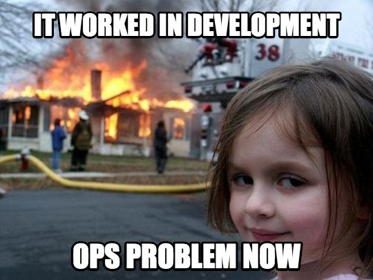 Ops problem now